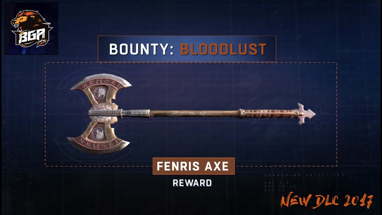 How To Get New Axe Fenris Dying Light Dlc Lethal
