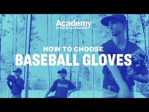 How to Choose a Baseball Glove Baseball 2020