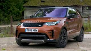 Land Rover Discovery Review 2020 What Car