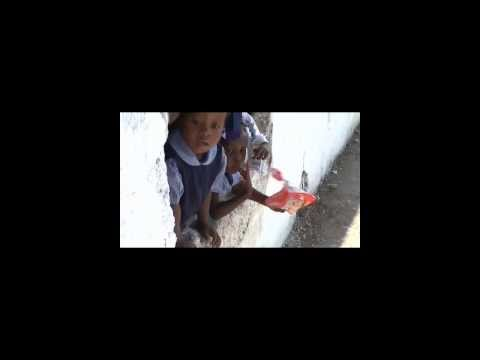 Dirt Cookies for Survival in Haiti