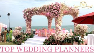 Top Wedding Planners : The Wedding Concierge By Sound Spirit India  +91 98207 46266