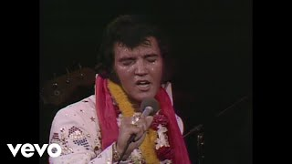 Elvis Presley - An American Trilogy (Aloha From Hawaii, Live in Honolulu, 1973)