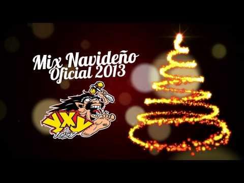 Mix Navideño Oficial 2013 - YXY 105.7 - System ID