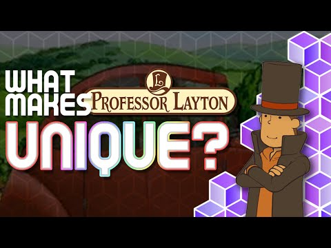 What Makes Professor Layton Unique? - WMGU - BeyondPolygons