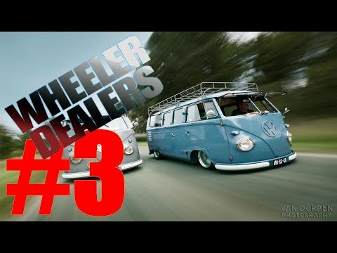 WHEELER DEALERS FRANCE S2.E3 Volkswagen Combi