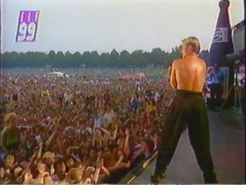 TanzHouseFestival Leipzig 1990  Den Harrow  Don´t break my Heart  Catch the Fox