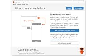 Как установить Ubuntu Touch на ваш смартфон