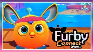 Furby Connect World: Opening 10+ Furby Surprise Eggs - Furby App For Kids