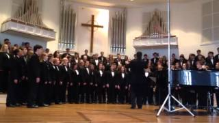 Video Clover Choraliers singing O MAGNUM MYSTERIUM download MP3, 3GP, MP4, WEBM, AVI, FLV Oktober 2018