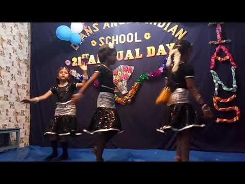 Karuppu than enaku pidicha colour... Dians Anglo indian nursery and primery  school