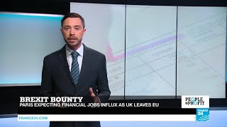 Brexit Bounty: Will French reforms help attract Brexit jobs?