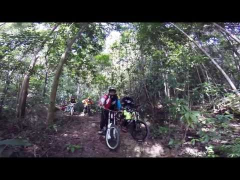 Penang Hill 2014 First Ride Downhill