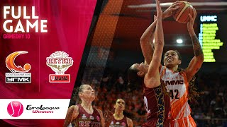 UMMC Ekaterinburg v Reyer Venezia - Full Game - EuroLeague Women 2019-20