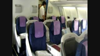 China Eastern Airlines: Business Class Seat A330-200