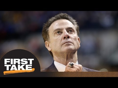 Stephen A. and Max react to Rick Pitino calling NCAA Louisville ruling 'unjust' | First Take | ESPN