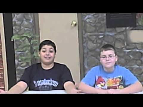 Hallsville Middle School - HMSTV - 2/1/2013