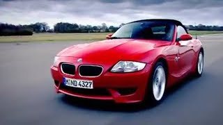 bmw z4m car review top gear bbc
