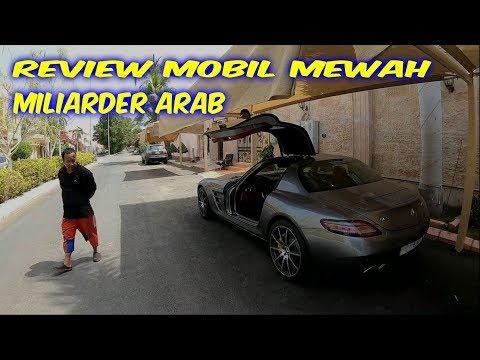 REVIEW MOBIL MEWAH PENGUSAHA RESTORAN INDONESIA DI JEDDAH SAUDIARABIA.
