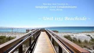 1153 Beachside - Sandpiper Cove Condominiums - Destin, Florida