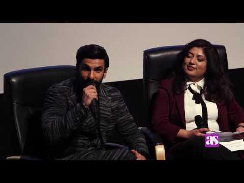 Ranveer Singh Befikre Q&A at the prestigious National Media Museum in Bradford