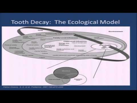 Professor Karen Sokal Gutierrez - The New Child Health Pandemic: Severe Tooth Decay