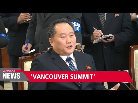 'Vancouver summit' to open on Tuesday... but absence of China and Russia felt