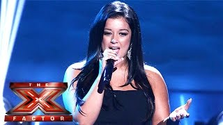 There's no holding back Lauren Murray   Live Week 2   The X Factor 2015