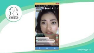 [Bigo Live  Indonesia ] Beginners Guide - part 2- Browsing Bigo