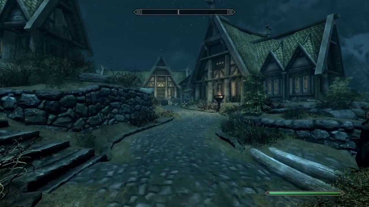 SKYRIM PS4 MODS - RING OF INCREASE CARRYWEIGHT