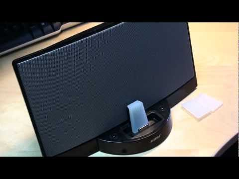 Bose SoundDock Original Series 1 Dock Support Cradle Upgrade Fitting Procedure