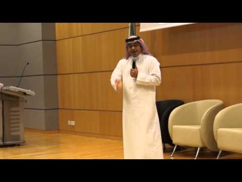 Faris Alturki's lecture at Alfaisal University