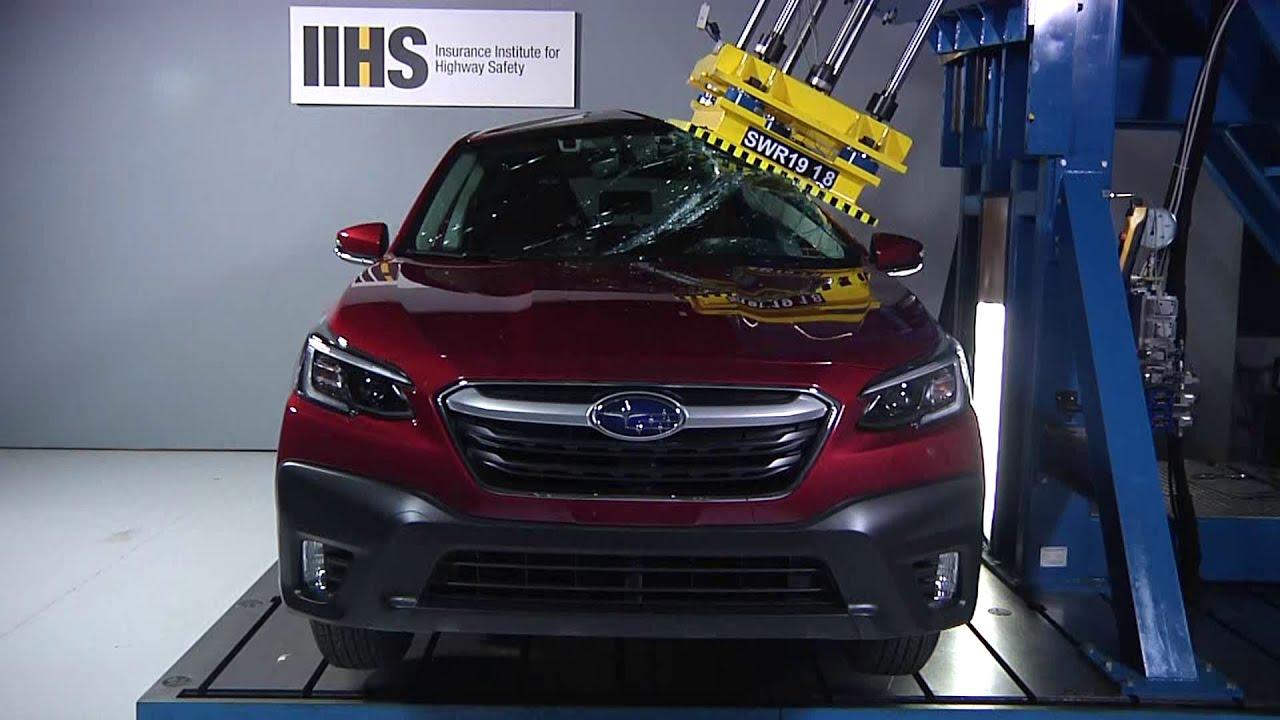 Subaru Outback Test