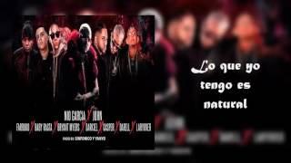 La Mia Remix - (LETRA) Nio Garcia, Farruko, Bryant Myers, Baby Rasta, Casper Darkiel,Lary Over Y Mas