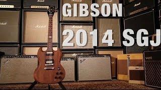 Gibson 2014 Sgj  Overview