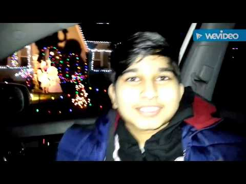 ☆PEACOCK LANE☆ PORTLAND CHRISTMAS LIGHTS | KUMAR FAMILY