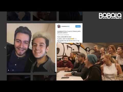 OĞUZHAN UĞUR   ENES BATUR RÖNT BABALA TV