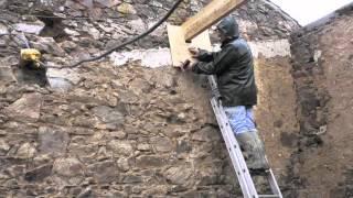 l'ogerie, 2007 à 2010 ( rénovation maison, grange, écurie, pierre)