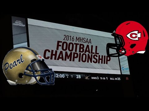 Mississippi 6A State Championship Football 2016
