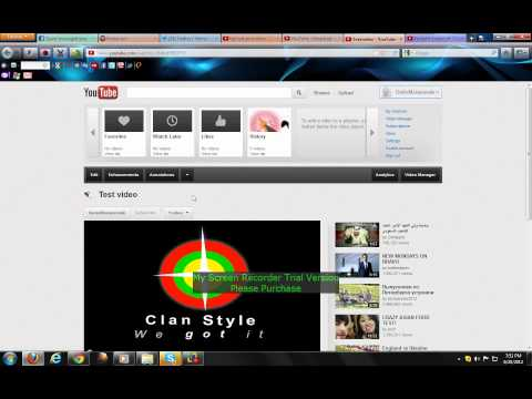 How to bypass WMG copyright on youtube (working 2012)