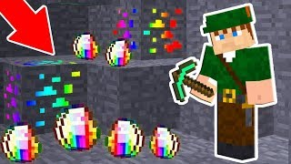AMIGOS ENCONTRAM O MINÉRIO SECRETO MAIS RARO DO MINECRAFT!!