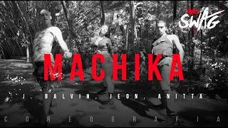Machika - J. Balvin, Jeon, Anitta | FitDance SWAG (Choreography) Dance Video