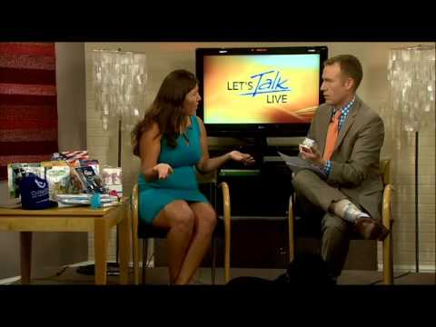 Tips to Living in an apartment with your dog on Let's Talk Live