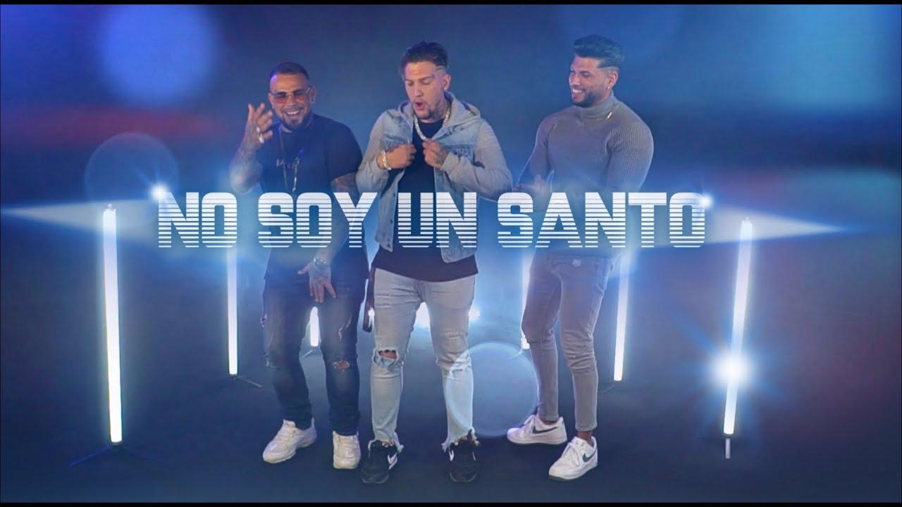 """""""NO SOY UN SANTO"""" FLOWZETA, DANI M FLOW Y PYLLO CORTES"""