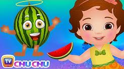 Watermelon Song (SINGLE) | Learn Fruits for Kids | Educational Songs & Nursery Rhymes | ChuChu TV