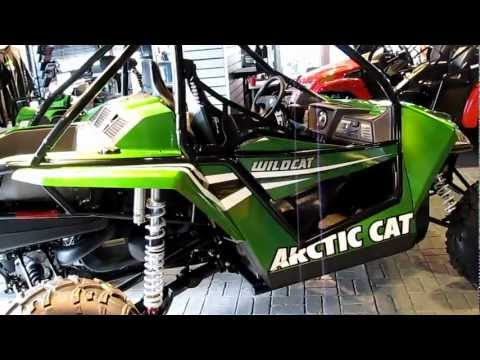 New 2012 Artcic Cat Wild Cat, Showroom Demo, for sale, in Texas