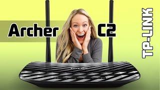tPLINKWiFi.NET - Настройка WiFi Роутера TP-Link Archer C2 Через Личный Кабинет или Телефон