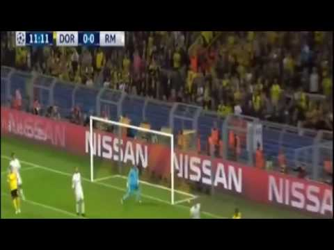 Download Borussia Dortmund vs Real Madrid 2-2 All Goals & Extended Highlights (Champions League) HD