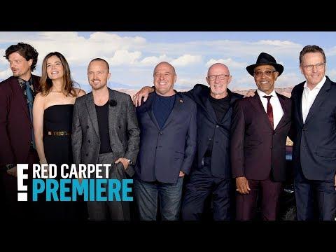 """El Camino: A Breaking Bad Movie"" World Premiere | E! Red Carpet & Award Shows"
