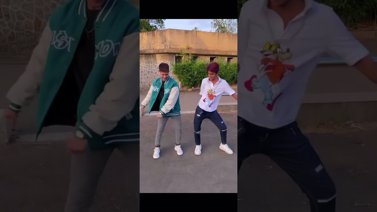 DANCE WITH LUCKY DANCER 🤪🤣| GOD'S PLAN