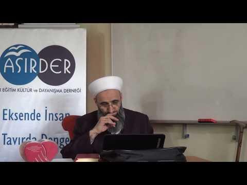 İlmi Reddiyeler - 1.Bölüm (Ali Haydar Çetintürk Hocaefendi)